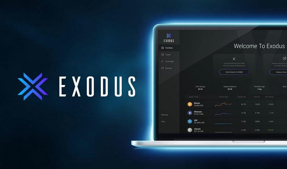 کیف پول اکسودوس (Exodus)، بهترین کیف پول برای تازهکاران