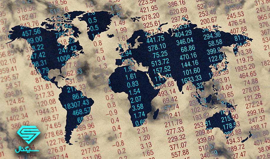 هفت اقتصاد برتر جهان درسال 2040 از دید اکونومیست و کمیسیون اروپا