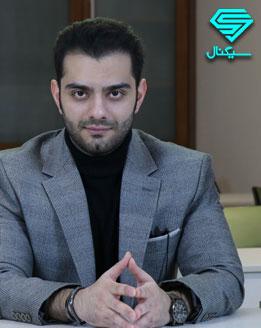 کیارش فاضل مدیر معاملات مشتقه(آتی و اختیارمعامله) کارگزاری دنیای نوین