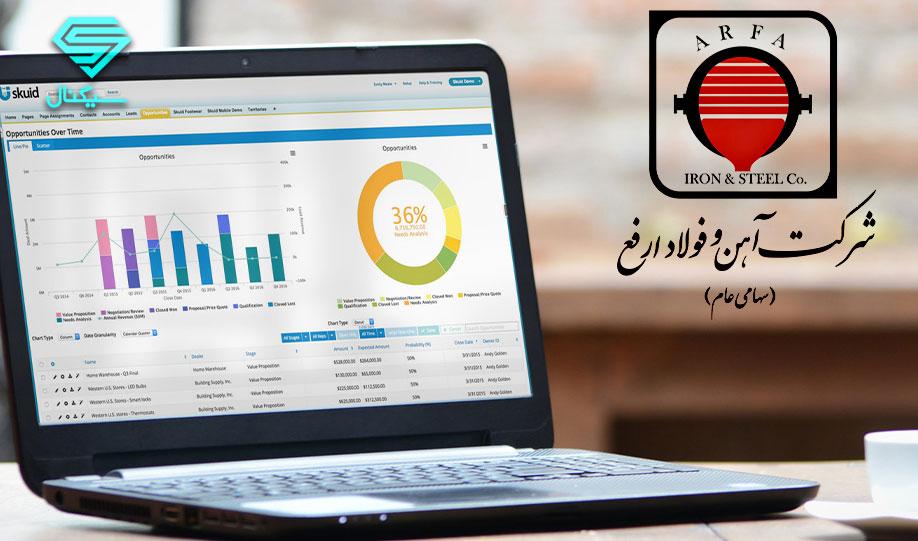 تحلیل بنیادی ارفع   شهریور1400